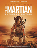 The Martian Extended Edition Bluray