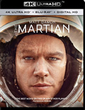 The Martian 3D Bluray
