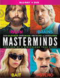 Masterminds Bluray