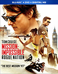 Mission: Impossible- Rogue Nation Bluray