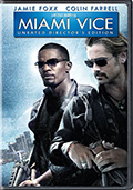 Miami Vice Unrated DVD