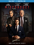 Misconduct Bluray