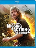 Missing in Action 2 Bluray