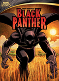 Marvel Knights: Black Panther DVD
