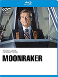Moonraker Bluray