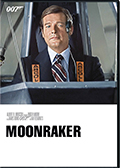 Moonraker Re-release DVD