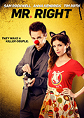Mr. Right DVD