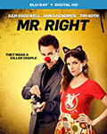 Mr. Right Bluray