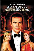 Never Say Never Again DVD