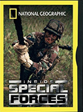 National Geographic: Inside Special Forces DVD