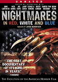 Nightmares in Red, White and Blue DVD