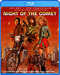 Night of the Comet Combo Pack DVD