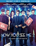 Now You See Me 2 Bluray