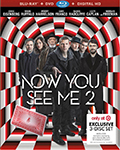 Now You See Me 2 Target Exclusive Bonus DVD