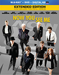 Now You See Me Combo Pack DVD