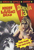 Dementia 13 Double Feature DVD
