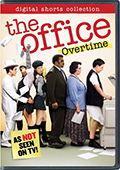 The Office: Overtime DVD
