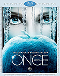 Once Upon A Time: Season 4 Bluray