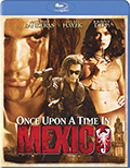 Once Upon A Time In Mexico Bluray