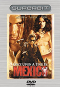 Once Upon A Time In Mexico Superbit DVD