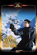 On Her Majesty's Secret Service Special Edition DVD