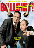 Penn and Teller: Bullshit: Season 4 DVD