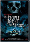 The People Under The Stairs DVD