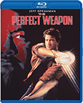 The Perfect Weapon Bluray
