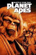 Battle For The Planet of the Apes DVD