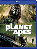 Battle For The Planet of the Apes Bluray