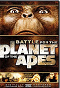Battle For The Planet of the Apes Re-Release DVD