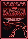Porky's The Ultimate Collection DVD