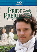 Pride and Prejudice Bluray