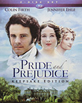 Pride and Prejudice Keepsake Edition Bluray