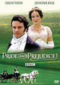 Pride and Prejudice Restored Edition DVD