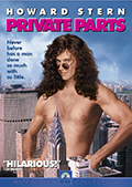 Private Parts DVD