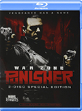 Punisher: War Zone Bluray