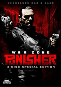 Punisher: War Zone Special Edition DVD