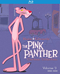The Pink Panther Cartoon Collection: Volume 3 1968-1969 (2018)