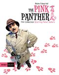 Pink Panther Collection Bluray