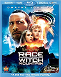 Race to Witch Mountain Bluray