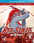 Red Sonja: Queen of Plagues Bluray