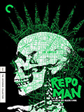 Repo Man Criterion Collection DVD