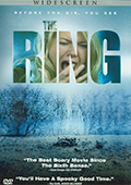 The Ring Widescreen DVD