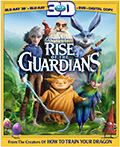Rise of The Guardians Holiday Edition 3D Bluray