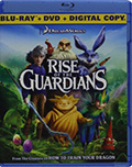 Rise of The Guardians Holiday Edition Bluray