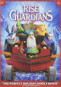 Rise of The Guardians Holiday Edition DVD