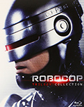 Robocop Trilogy Bluray