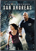 San Andreas Special Edition DVD