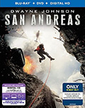San Andreas Best Buy Exlcusive Bluray